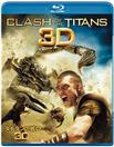 BLU-RAY 3D MOVIE Blu-Ray CLASH OF THE TITANS 3D